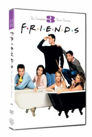 Friends - The Complete Third Series - (DVD)