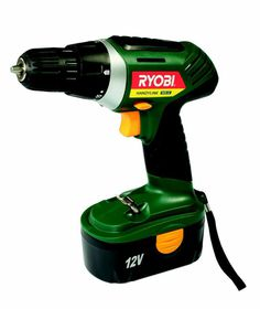 Ryobi - 230V Cordless Drill
