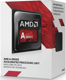 AMD A8 7600K APU 3.1/3.8GHz Quad Core Socket FM2+
