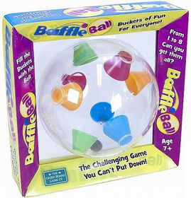 Baffle Ball Board Game