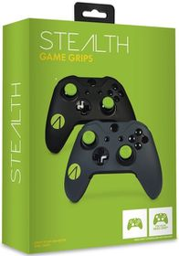 Stealth SX112 Silcone Jackets & Thumb Grips 2PK (XBox One)