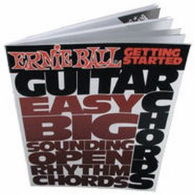 Ernie Ball 7010 Getting Started Guitar Chords