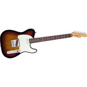 Squier by Fender Classic Vibe Telecaster Custom Electric Guitar - 3-Colour Sunburst