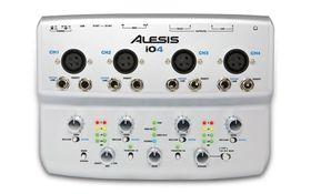 Alesis iO4 4-Channel, 24-bit USB Audio Interface