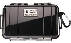 Pelican 1050 Solid Case - Black