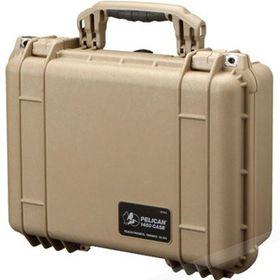 Pelican 1450 Case - Desert Tan