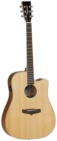 Tanglewood TW28 Acoustic/Electric Guitar