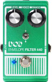 DigiTech DTDOD440 Envelope Filter 440 Guitar Effects Pedal