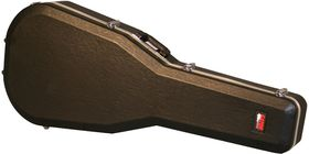 Gator GC-DREAD-12 Deluxe ABS Molded Case For 12-String Acoustic Guitar