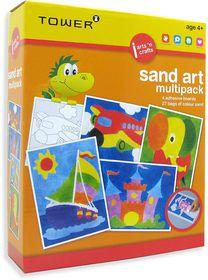 Tower Kids Multipack - Sand Art