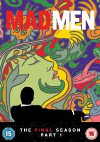 Mad Men: Season 7 - Part 1 (Import DVD)
