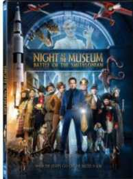 Night at the Museum: Battle of the Smithsonian (2009)(DVD)