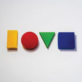 Jason Mraz - Love Is A Four Letter Word (CD)