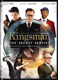 The Kingsman - The Secret Service (DVD)