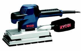 Ryobi - Orbital Sander 1/2 Sheet 240 Watt Electronic Torque Control