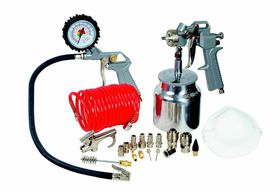 Ryobi - 25 Piece Spray Gun Kit