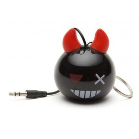 Kitsound Mini Buddy Devil Bomb Speaker