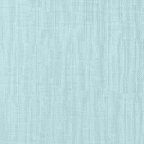 American Crafts Cardstock 12x12 Textured - Fountain
