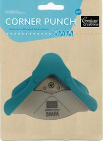 Couture Creations Corner Punch - 5mm