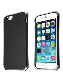 ITSKINS Urban Nitro Case for iPhone 6 - Silver/Black