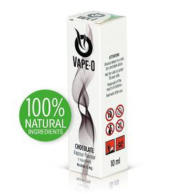 Vape-O Nicotine Refill Liquid - Chocolate Flavour 12mg