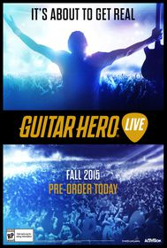 Guitar Hero Live (Software + Guitar) (Xbox 360)