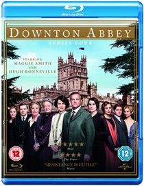 Downton Abbey: Series 4 (Import Blu-ray)
