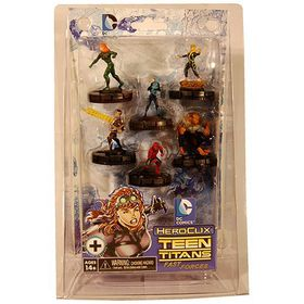 HeroClix Teen Titans Fast Forces