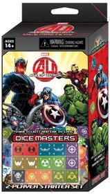 Marvel Dice Masters Avengers Age Of Ultron - Starter Set