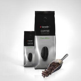 Sprada Pure African 1kg Coffee Beans - 10 Pack