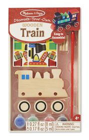 Melissa & Doug Train Party Favour
