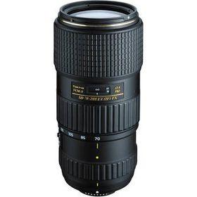 Tokina 70-200mm f/4 AT-X PRO FX VCM-S Lens