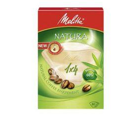 Melitta Filter Bags 1x4 Natura Bamboo - 80