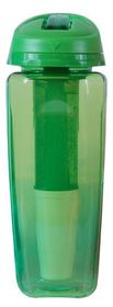 Coolgear 710ml Ez Freeze Pure Water Bottle - Green