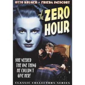 Zero Hour - (Region 1 Import DVD)