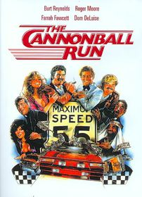 Cannonball Run - (Region 1 Import DVD)