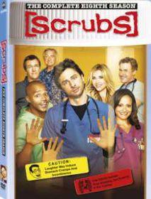 Scrubs Season 8 (DVD)