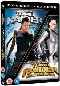 Lara Croft - Tomb Raider / Lara Croft - Tomb Raider: Cradle of Life - (Import DVD)