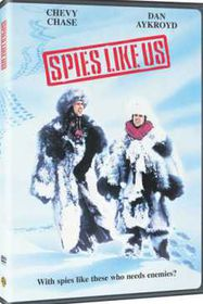 Spies Like Us (1985) (DVD)