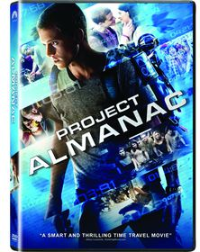 Project Almanac (DVD)