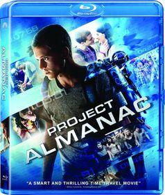 Project Almanac (Blu-ray)