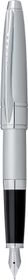 Cross Apogee Brushed Chrome Fountain Pen