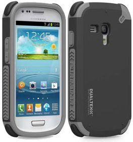 PureGear Dualtek for Samsung S3 Mini - Matte Black