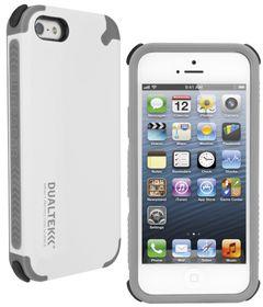 PureGear Dualtek Case for iPhone 5/5S - Arctic White