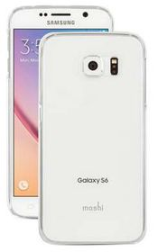 Moshi iGlaze for Galaxy S6 XT - Clear