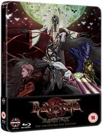Bayonetta: Bloody Fate (Import Blu-ray)