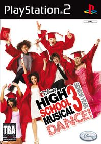 High School Musical 3 Sing (PS2)