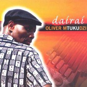 Oliver Mtukudzi - Dairai (CD)