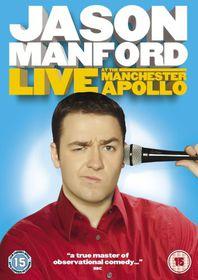 Jason Manford: Live 2009 - (Import DVD)