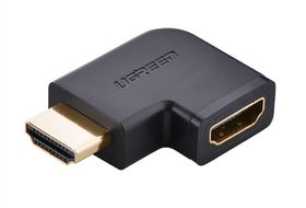 UGreen HDMI 90° Left Male to Female Adapter